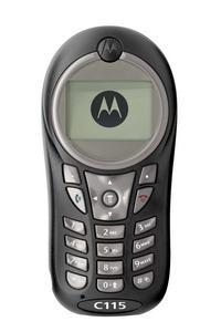 Telefon komórkowy Motorola C115